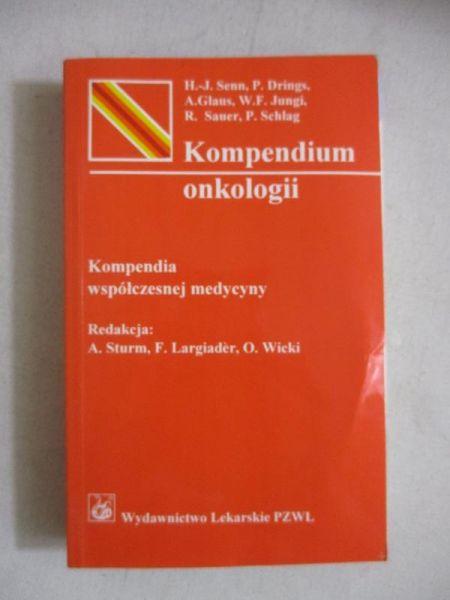 Kompendium onkologii