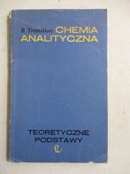 Chemia analityczna. Teoretyczne podstawy