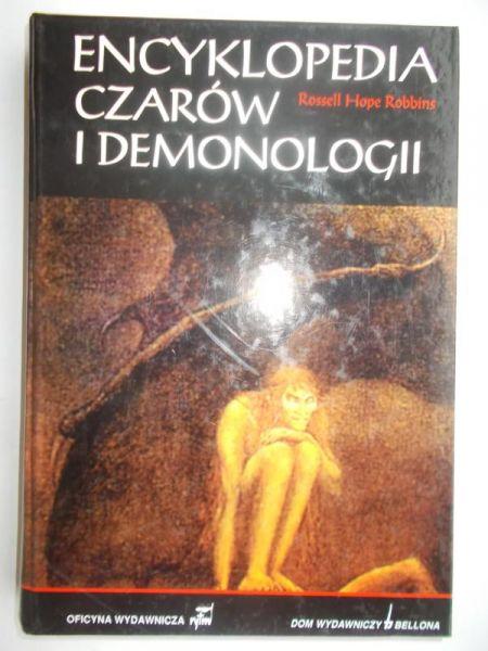 Encyklopedia czarów i demonologii