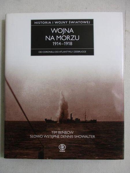 Historia I wojny światowej. Wojna na morzu 1914-1918