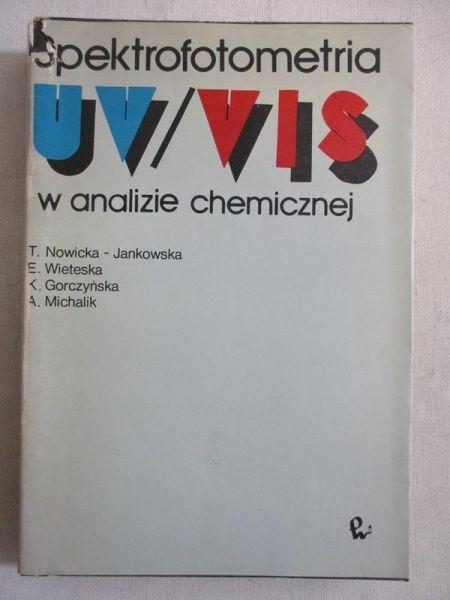 Spektrofotometria UV/VIS w analizie chemicznej