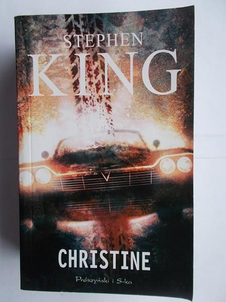 King Stephen - Christine