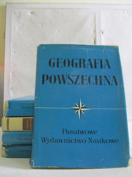 Aygust  - Geografia Powszechna Tom I-V