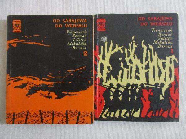 Od Sarajewa do Wersalu, t. 1-2
