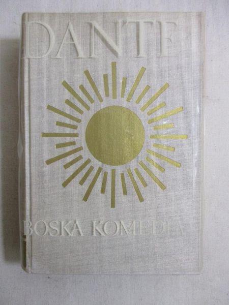 Dante Alighieri - Boska komedia