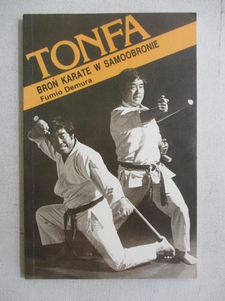 Tonfa. Broń karate w samoobronie