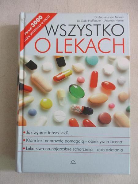 Maxen Andreas von - Wszystko o lekach