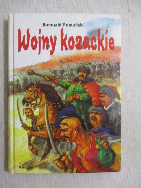 Romański Romuald  -  Wojny kozackie