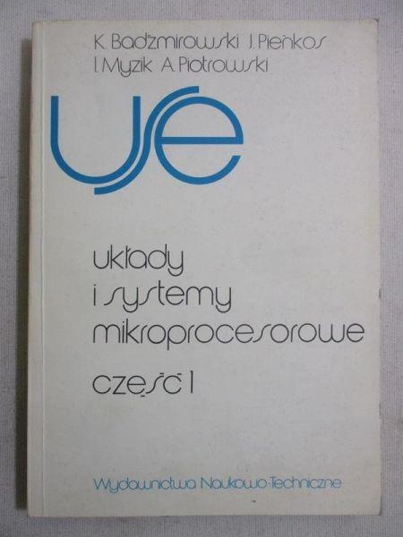 Układy i systemy mikroprocesorowe, cz. I-II