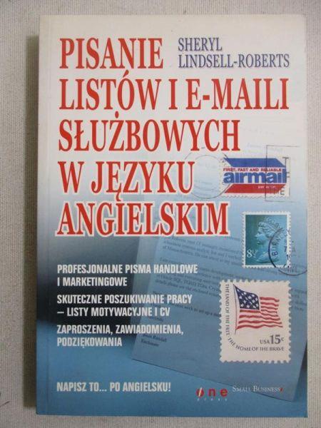 Pisanie Listów I E Maili Służbowych W Języku Angielskim Sheryl
