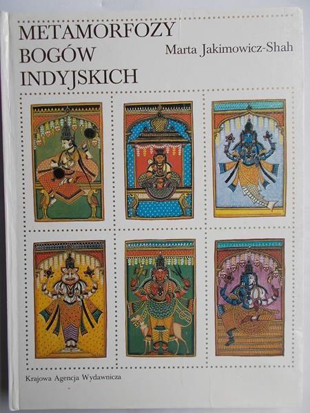 Metamorfozy bogów indyjskich