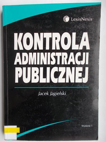 Kontrola administracji publicznej