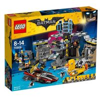 Lego Batman Włamanie do Jaskini Batmana