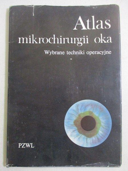 Atlas mikrochirurgii oka