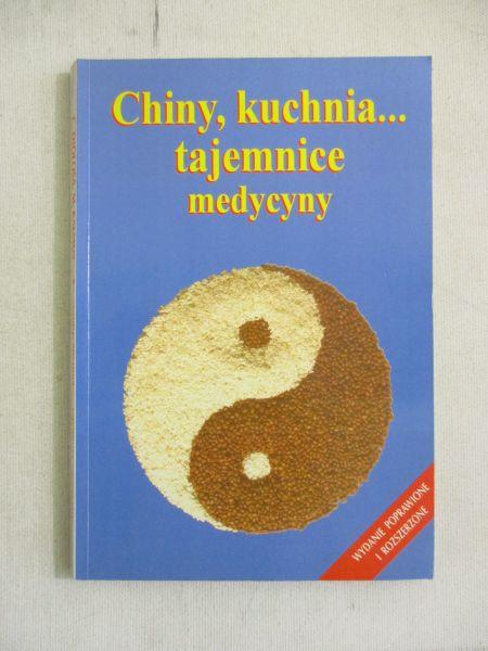 Chiny Kuchnia Tajemnice Medycyny C Diolosa 700 Zł