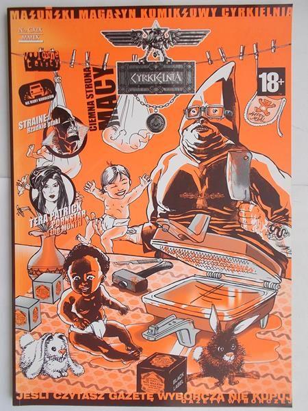 Masoński Magazyn Komiksowy. Cyrkielnia