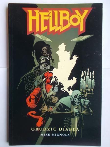 Hellboy. Obudzić diabła