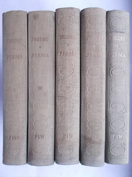 Pisma wszystkie. Tom I / III-VI