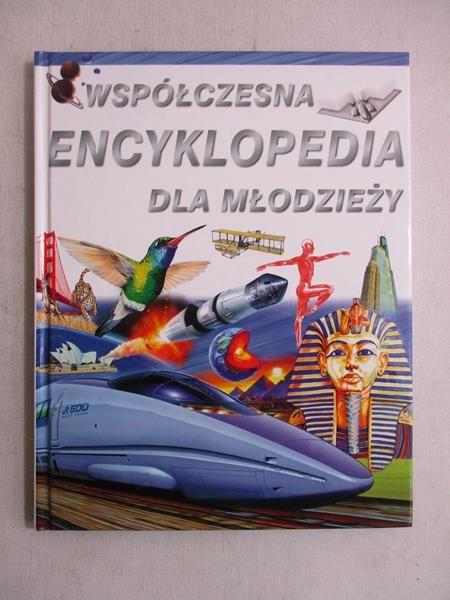 Współczesna encyklopedia dla mlodziezy