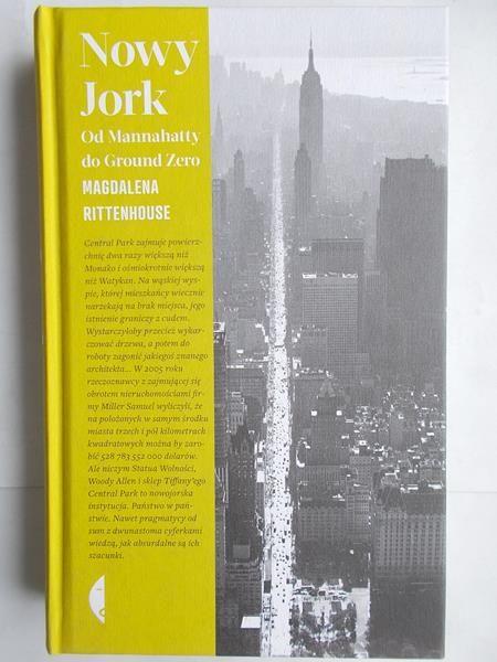 Nowy Jork. Od Mannahatty do Ground Zero Rittenhouse