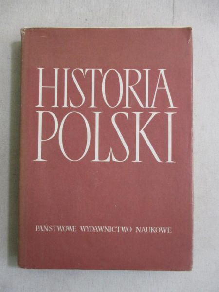 Historia Polski, Tom IV, cz. 2