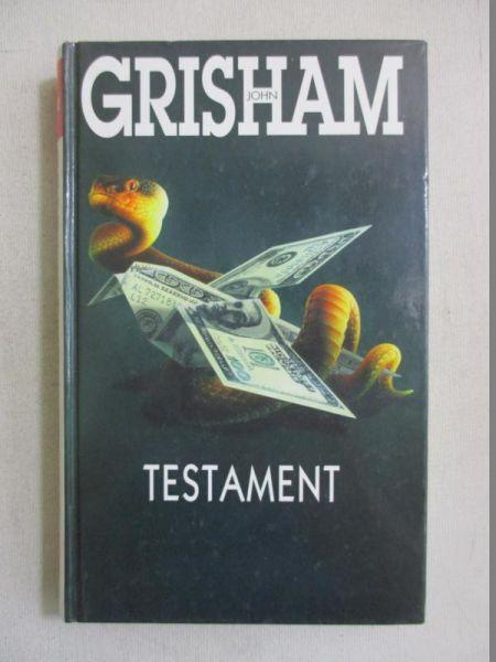 Grisham John - Testament