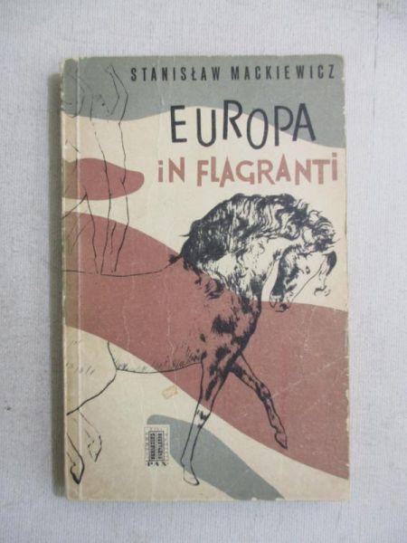 Europa in flagranti