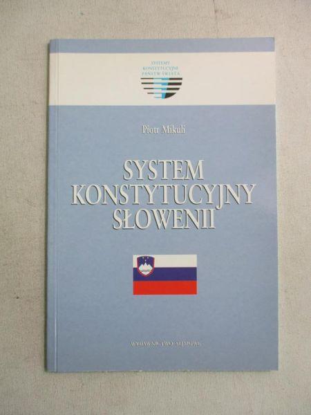 System konsytucyjny Słowenii