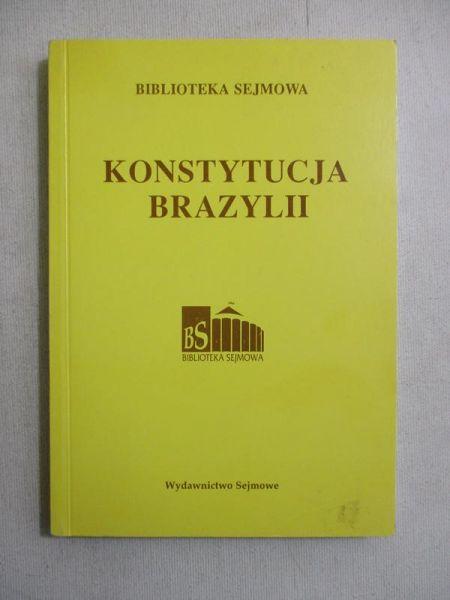 Konstytucja Brazylii