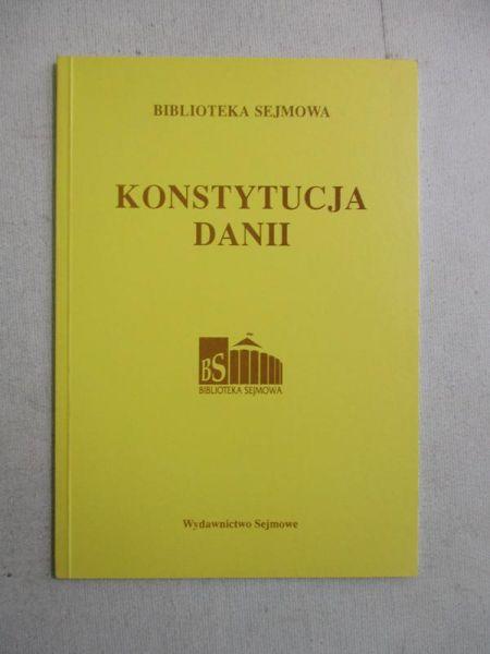 Konstytucja Danii