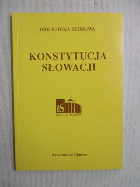 Konstytucja Słowenii