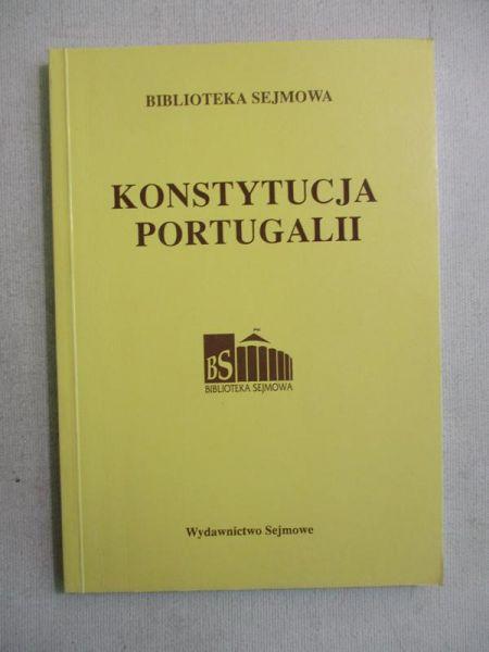 Konstytucja Portugalii