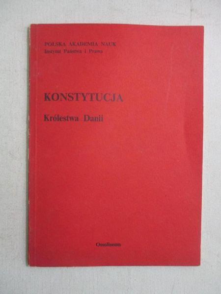 Konstytucja Królestwa Danii