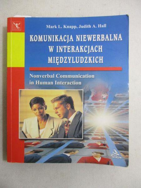 Komunikacja niewerbalna w interakcjach międzyludzkich