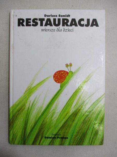 Restauracja. Wiersze dla dzieci