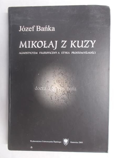 Bańka Józef - Mikołaj z Kuzy