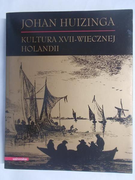 Kultura XVII-wiecznej Holandii