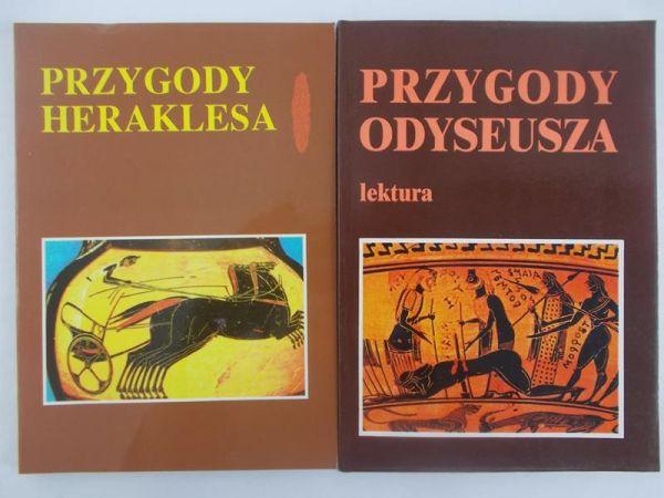 Przygody Heraklesa / Przygody Odyseusza
