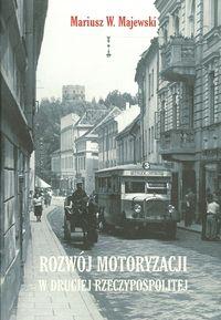 Rozwój motoryzacji w drugiej Rzeczypospolitej