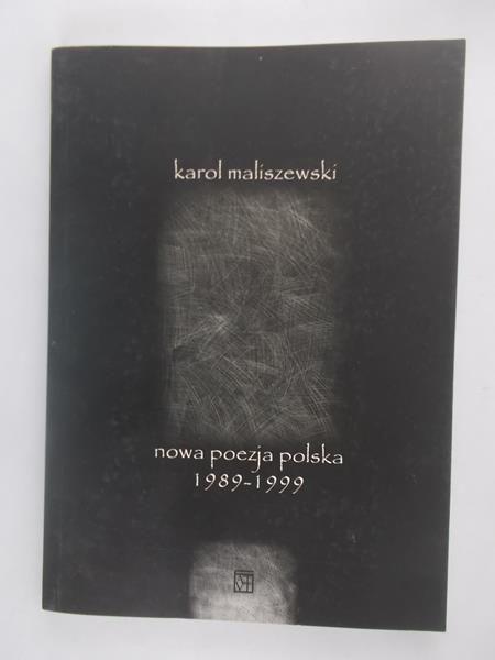 Nowa poezja polska 1989-1999