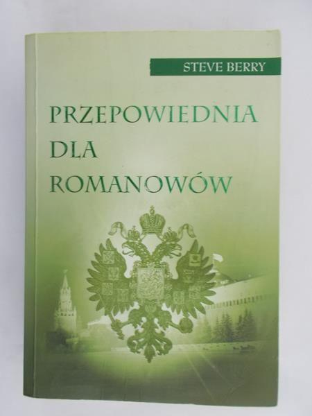 Przepowiednia Dla Romanowow