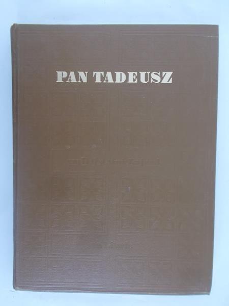 Mickiewicz Adam - Pan Tadeusz