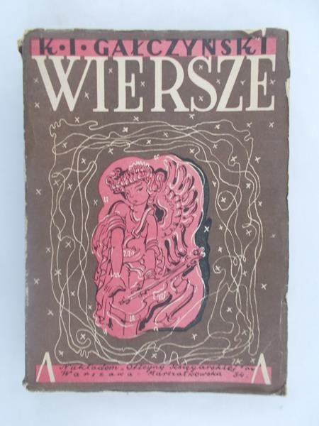 Gałczyński Konstanty Ildefons - Wiersze, 1946 r.