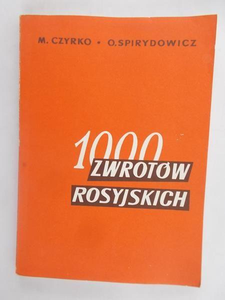 1000 zwrotów rosyjskich