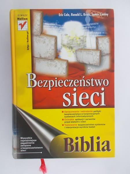 Bezpieczeństwo sieci. Biblia