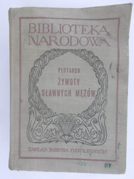 Biblioteka Narodowa Żywoty Sławnych Mężów