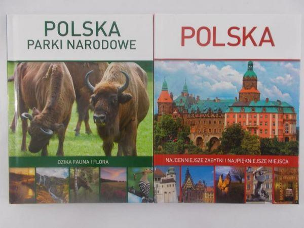 Marcinek Roman / Panek Marcin - Seria Polska, 2 książki