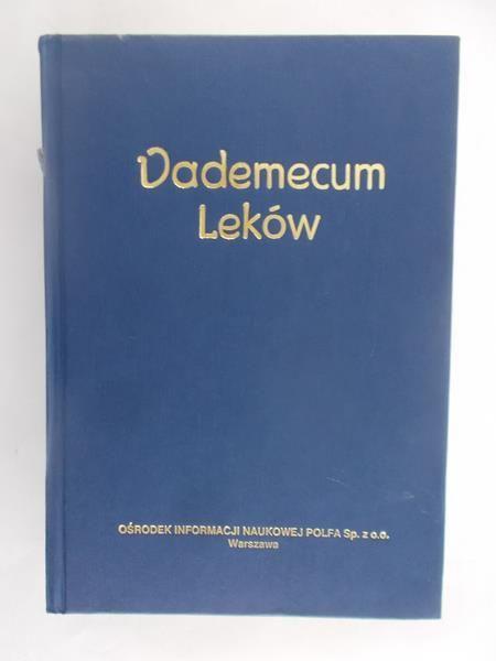 Gajewska – Meszros Sylwia - Vademecum Leków