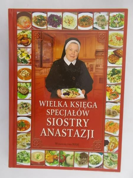 Nowa: Wielka księga specjałów siostry Anastazji