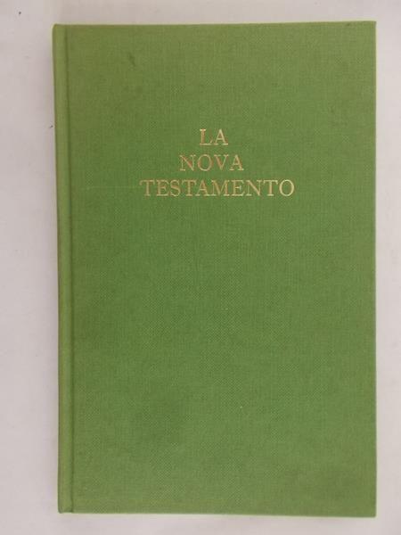 La Nova Testamento